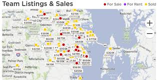 Zillow Value Map Zillow Areas Served Png