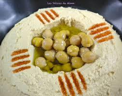 cuisine libanaise houmous houmous libanais humous ou hoummos les délices de mimm