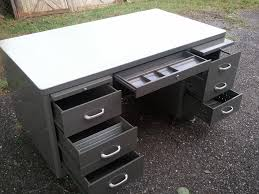 top incredible metal desk for sale with regard to residence ideas