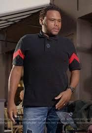 andre johnson fashion on black ish anthony anderson wornontv net