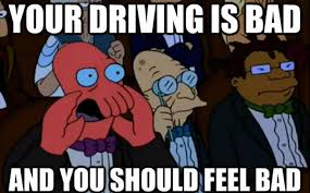 Driving Memes - these 16 wholesome memes nail what it s like to drive today