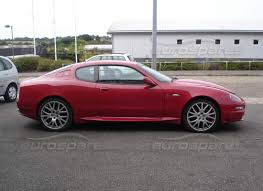 red maserati sedan breaking maserati gransport for spares order online eurospares