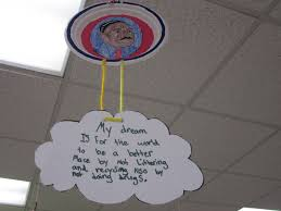 think share teach i have a dream mobiles