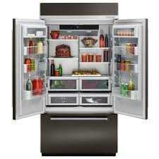 Kitchenaid Counter Depth French Door Refrigerator Stainless Steel - kitchen all refrigerator kitchenaid french door refrigerator