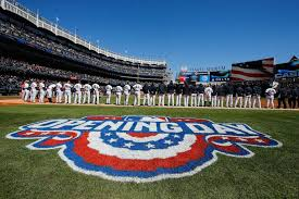 m l b opening day 2018 every team will start on march 29 the