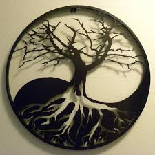 tree u0026 roots yin yang cnc pinterest yin yang and laser cutting
