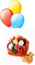 balloons gift online cyber gifts delivery to bangalore deliver balloons gifts in