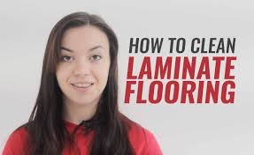 how to clean laminate flooring youtube
