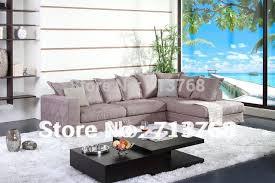 canapé lavable 100 coton lavable tissu moderne meubles canapé salon en tissu