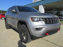 2018 jeep grand cherokee trailhawk jeep grand cherokee in hammond la community motors