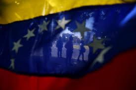 Venezual Flag Venezuela Presidential Vote Voice Of People Today