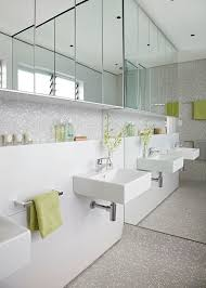 Sparkling Silver Bathroom Home Beautiful Magazine Australia - Silver bathroom