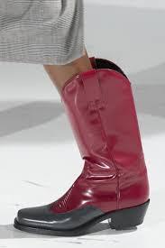 s boots autumn 2017 calvin klein at york fashion week fall 2017 shoe boot