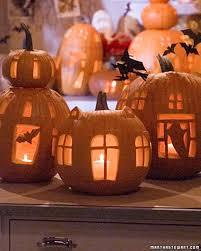 haunted halloween village u0026 video martha stewart