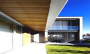 residential architecture typical design trend for modern house