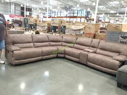 Costco Sofa Sectional by Fullerton Power Reclining Sectional Sofa Leather Sectional Sofa