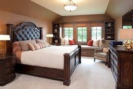 Houzz Bedrooms Traditional Dark Wood Bedroom Furniture Houzz