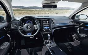 renault interior 2018 renault megane rs specs price and review car models 2017