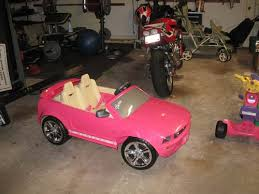 pink power wheels mustang modified power wheels mustang gt