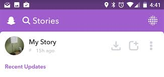snapchat update apk snapchat 10 arrives with redesigned interface and updated search