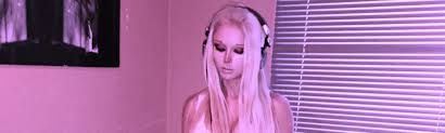 human barbie doll from doll house to deep house we spoke to the human barbie about