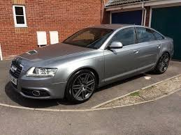 audi a6 s line 2010 facelift grey manual diesel in weston super