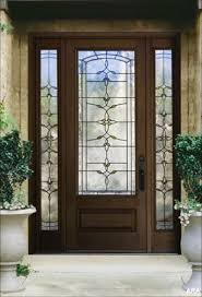 Front Door Windows Inspiration Door Great Therma Tru Entry Doors For Door Inspiration