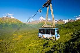 Girdwood Alaska Map by Alyeska Resort Tram Girdwood Things To Do