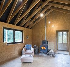 photo 7 of 19 in built on a budget this belgian cabin is straight