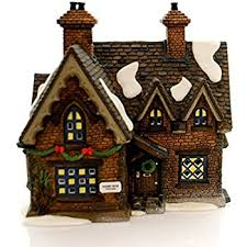 retired home interior pictures amazon com department 56 barmby moor cottage retired home