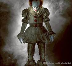 stephen king u0027s it cosplay costume pennywise clown costume suit