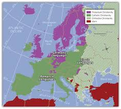 Map Of Europe 1648 by World Regional Geography People Places And Globalization 1 0