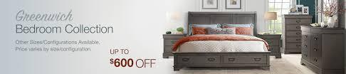 Art Coronado Bedroom Set by Bedroom Furniture Costco