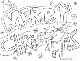 holiday christmas coloring sheets free printable disney