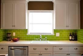 green tile kitchen backsplash coolest lime green glass tile backsplash my home design journey