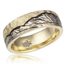 wedding rings images mountain wedding rings krikawa