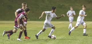 the richmond observer raiders boys soccer blanked at lumberton 5
