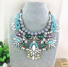 chunky crystal bib necklace images Cheap chunky necklaces uk find chunky necklaces uk deals on line jpg