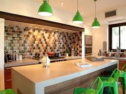 hauteur de cr ence cuisine credence faience stunning cuisine beige et taupe awesome faience