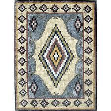 Aztec Kitchen Rug Rugs Mosaic Rug Yylc Co