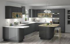 deco cuisine noir et gris idee deco cuisine noir et gris design de maison