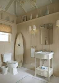 seaside theme bathroom refresh lowescreator pretty handy