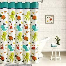 Childrens Shower Curtain Childrens Shower Curtains