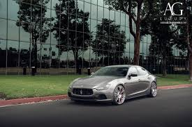maserati luxury ag luxury wheels maserati ghibli forged wheels
