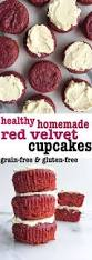 flourless beet red velvet cupcakes eat clean live lean