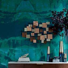 modern wallpaper u0026 wall paneling west elm