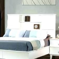 King Size Headboard With Storage King Size Headboard Storage Unit With And Lights On Metal