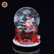 popular christmas crystal ball buy cheap christmas crystal ball