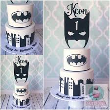 batman cake toppers xoxo design themed cake toppers