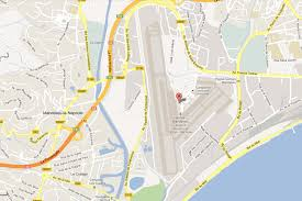 Cannes Map by Airport Transfers Meribel To Cannes Helicopter Transfers